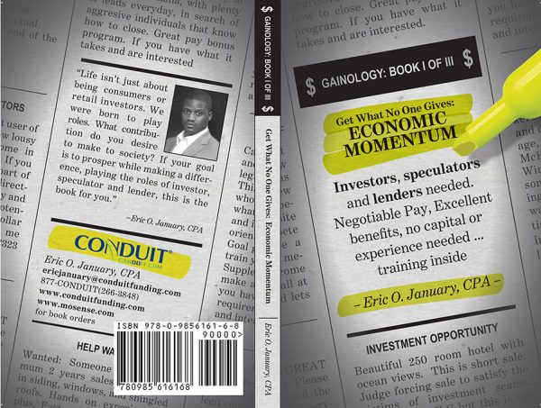 Book I: Economic Momentum
